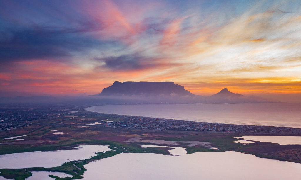 table mountain famous